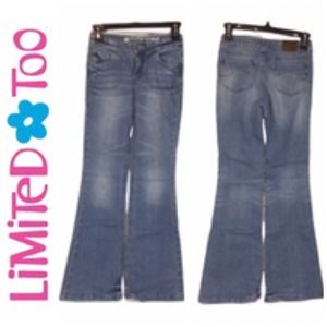 Girls Limited Too Premium Jeans Size 14S